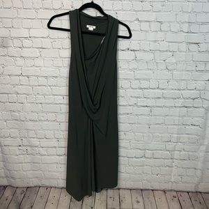 Helmut Lang Front Knot Dress